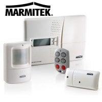 Σύστημα ασύρματου συναγερμού 4 κομματιών Marmitek SafeGuard