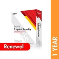 Seqrite Endpoint Security Business Edition Renewal - 1 Year