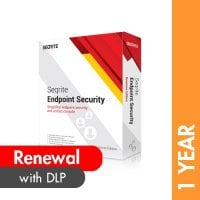Seqrite Endpoint Security Business Edition με DLP Renewal - 1 Year