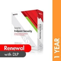 Seqrite Endpoint Security Total Edition με DLP Renewal - 1 Year