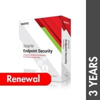 Seqrite Endpoint Security Total Edition Renewal - 3 Years