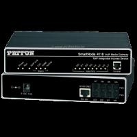 PATTON SN4118/JS/EUI SmartNode 8FXS VoIP Gateway