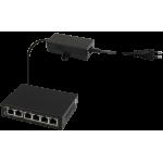 PULSAR SG64 6-port switch για 4 IP cameras