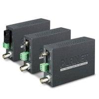PLANET VF-106G-KIT 1-Channel 4-in-1 Video over Gigabit Fiber Bundle Kit