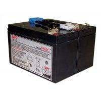 Τιμή (103.50€ +ΦΠΑ) APC APCRBC142 APC Replacement Battery Cartridge #142