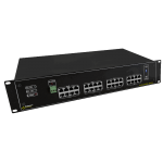 PULSAR RP1648 RP 48V/16x0,5A RACK mounted power supply για up to 16 IP cameras