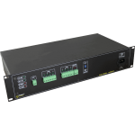 PULSAR RUPS812P RUPS 13,8V/8x1A/PTC RACK mounted buffer power supply για up to 8 analog cameras
