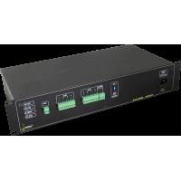PULSAR RUPS812P RUPS 13,8V/8x1A/PTC RACK mounted buffer power supply για up to 8 analog cameras