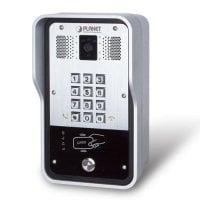 PLANET HDP-5260PT 720p SIP Multi-unit Apartment Vandalproof Door Phone με RFID and PoE