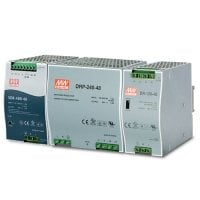 PLANET PWR-480-48 DC Single Output Industrial DIN Rail Power Supply Units
