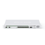 MIKROTIK CCR1036-8G-2S+EM Cloud Core Router 8x GB LAN,16GB RAM 2xSFP+ cage Level6 RM 1U PSU LCD