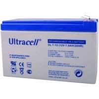 Τιμή (10.58€ +ΦΠΑ) Μπαταρία μολύβδου ULTRACELL 12V 7AH