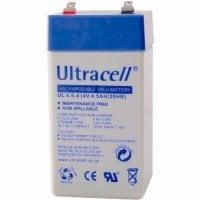 ULTRACELL 4V 4,5AH