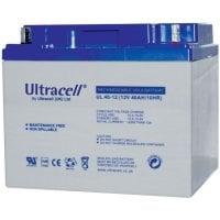 Μπαταρία μολύβδου ULTRACELL 12V 40Ah