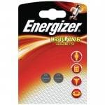 Αλκαλικές μπαταρίες Energizer A76/LR44 1.5V 2τμχ ENERGIZER A76-2ΤΕΜ