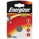 Μπαταρία λιθίου (κουμπί) Energizer CR2032 1τμχ ENERGIZER CR2032