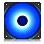 Ανεμιστήρας RF120 120mm με 4 μπλε LED DEEPCOOL RF120B