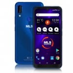 MLS D6 4G DS Blue MLS D6-4G-DS-Blue