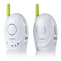 Ασύρματο baby monitor με δυνατότητα αμφίδρομης επικοινωνίας NEDIS BAMO110AUWT